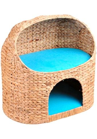 SILVIO design Tierbett »Marvin«, Katzenhoehle, BxLxH: 54x39x55 cm kaufen