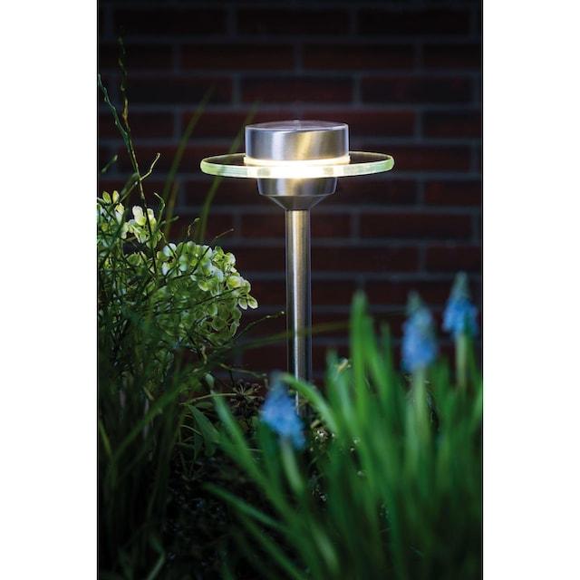 Paulmann,Gartenleuchte»Outdoor Solarspieß Special Line Ufo LED Edelstahl«,