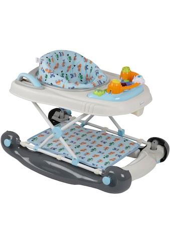 BabyGo Lauflernhilfe »Walker 4 in 1, grey« kaufen