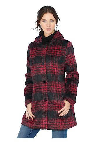 Classic Basics Jacke im hübschen Karomuster kaufen