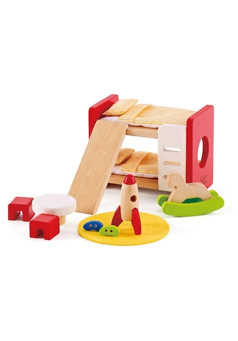 "Hape Puppenhausmöbel ""Kinderzimmer"", (Set, 14 - tlg.) kaufen"