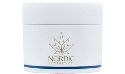 NORDIC COSMETICS Gesichtspflege »Nachtcreme mit CBD & Vitamin E« kaufen