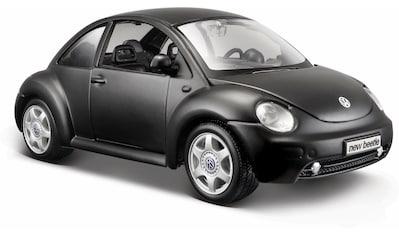 "Maisto® Sammlerauto ""Dull Black Collection, VW New Beetle, 1:24, schwarz"", Maßstab 1:24 kaufen"