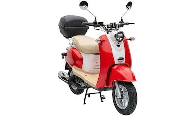 Nova Motors Motorroller »Retro Star Touring«, 2,85 PS, inkl. Topcase kaufen