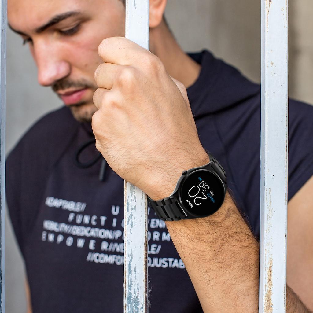 X-Watch Smartwatch »QIN XW PRIME II« (, Robuste Smartwatch für Männer mit aktuellen Features.