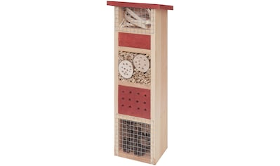 Kiehn - Holz Insektenhotel BxTxH: 18x50x12 cm kaufen