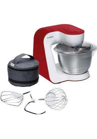 BOSCH Küchenmaschine StartLine MUM54R00, 900 Watt, Schüssel 3,9 Liter kaufen