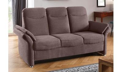 DELAVITA 3-Sitzer »Tahoma«, mit Armteilverstellung, Federkern kaufen