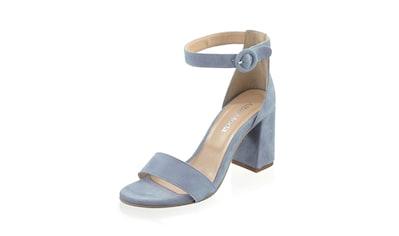 Alba Moda Sandalette aus hochwertigem Veloursleder kaufen