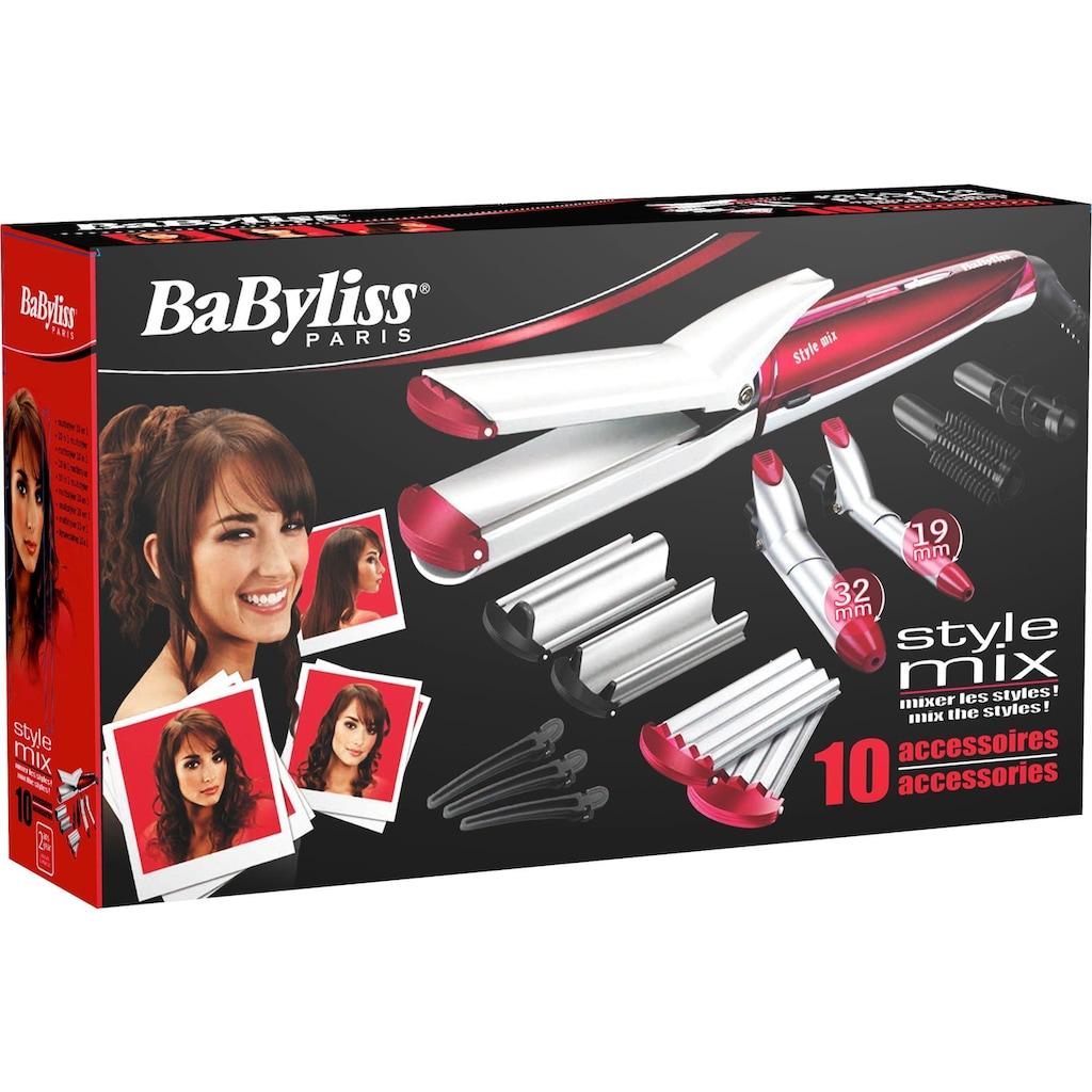BaByliss Multihaarstyler »MS22E Style Mix«, 7 Aufsätze}, Multistylingset
