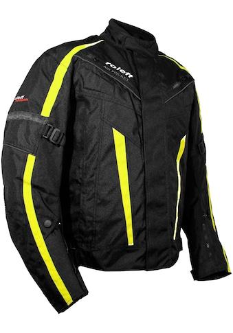 roleff Motorradjacke, 4 Taschen kaufen