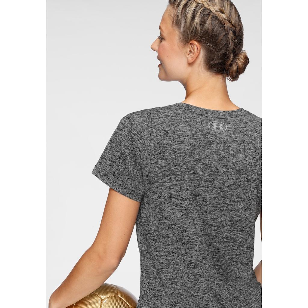 Under Armour® T-Shirt »TECH SHORT SLEEVE V«
