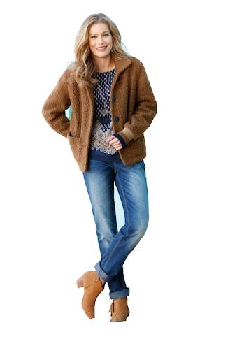 Classic Inspirationen Jacke aus weichem Bouclé kaufen