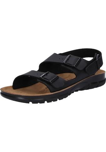 Birkenstock Sandale »500783«, Kano Damen schwarz kaufen