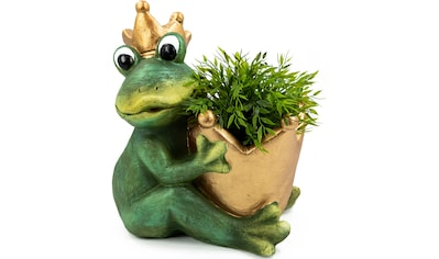 NOOR LIVING Übertopf »Pflanztopf Froschkönig XXL«, (1 St.) kaufen