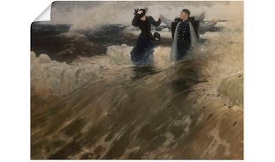 Artland Wandbild »Welche Freiheit! 1903« kaufen
