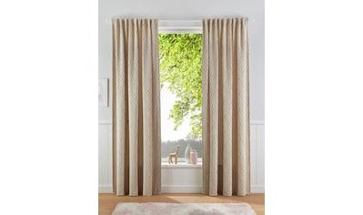 Vorhang, »Romb«, Leonique, Multifunktionsband 1 Stück kaufen