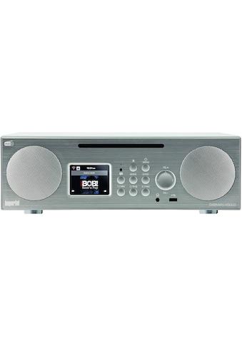 IMPERIAL Digitalradio (DAB+) »DABMAN i450 CD«, (Bluetooth-CD Digitalradio... kaufen