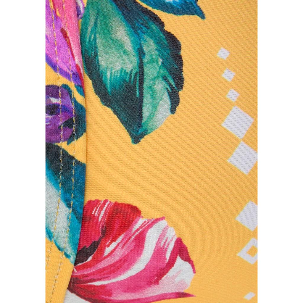 Sunseeker Push-Up-Bikini-Top »Modern«, mit Blumenprint