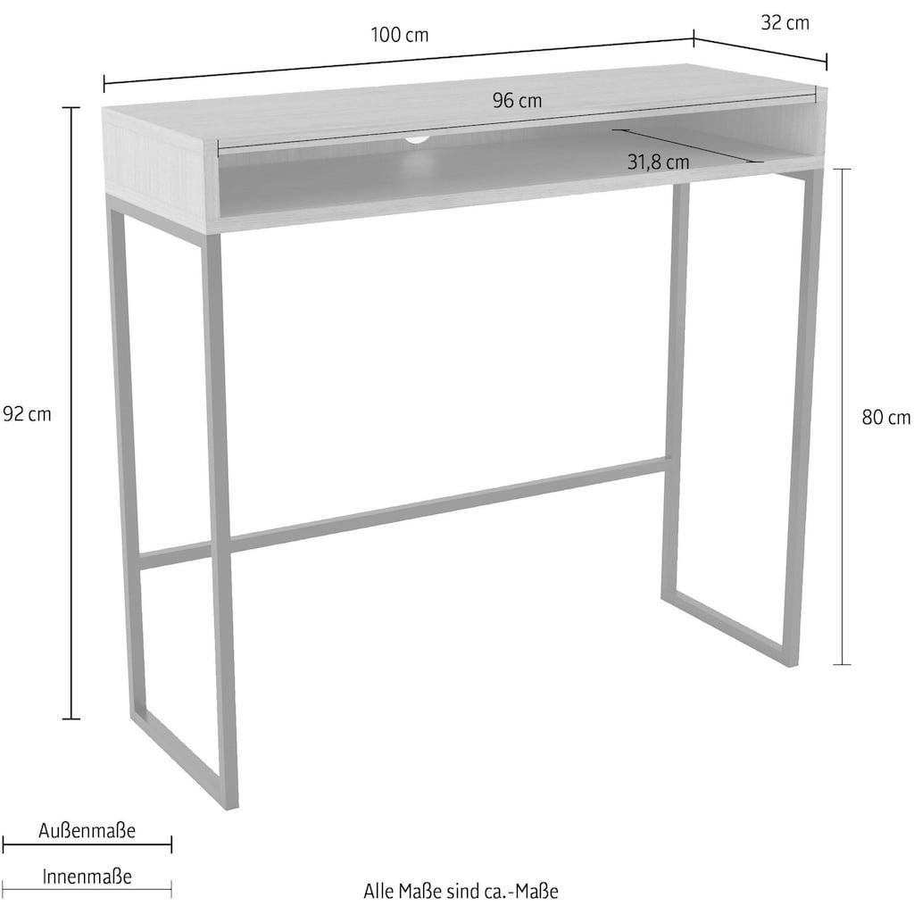 Woodman Schreibtisch »Dominic«, im schönen Design