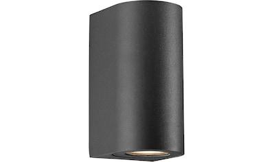 Nordlux LED Außen-Wandleuchte »Asbol«, LED-Board, Warmweiß kaufen