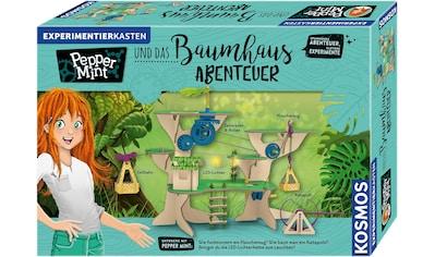 """Kosmos Experimentierkasten """"Pepper Mint und das Baumhaus - Abenteuer"""" kaufen"""