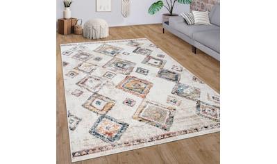 Paco Home Teppich »Kayacik 573«, rechteckig, 8 mm Höhe, Wohnzimmer kaufen