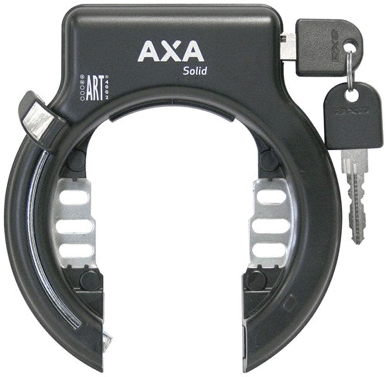 AXA Rahmenschloss Solid XL Technik & Freizeit/Sport & Freizeit/Fahrräder & Zubehör/Fahrradzubehör/Fahrradschlösser/Rahmenschlösser