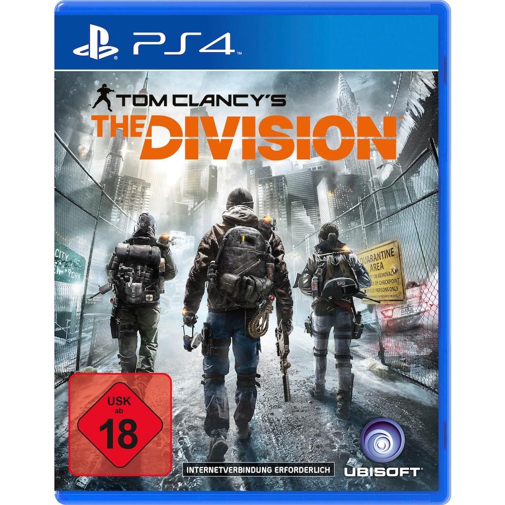 UBISOFT Spiel »Tom Clancys The Division«, PlayStation 4, Software Pyramide