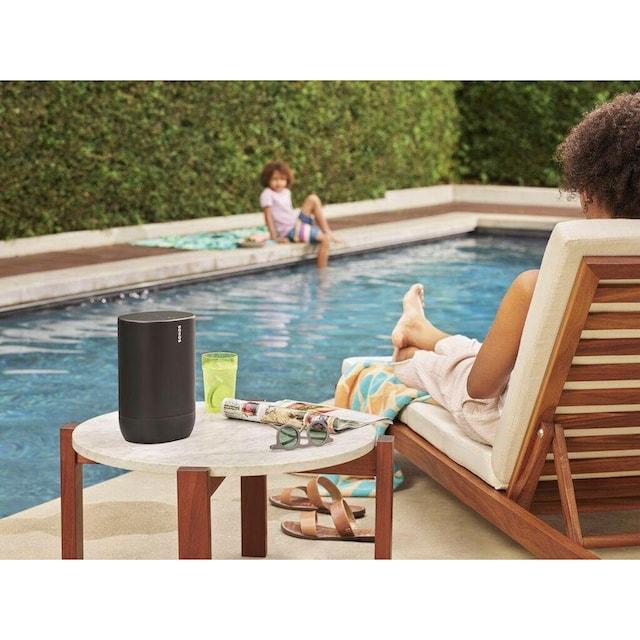 Sonos »Move« Smart Speaker (Bluetooth, WLAN (WiFi), 40 Watt)