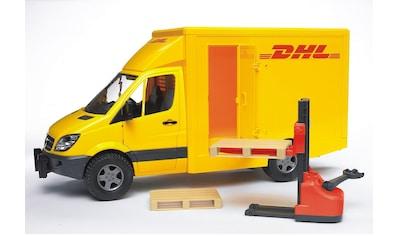 """Bruder® Spielzeug - Auto """"Mercedes Benz Sprinter DHL"""" kaufen"""