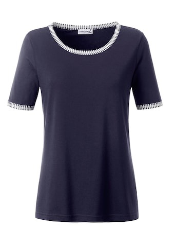 Casual Looks Shirt mit Streifendessin kaufen