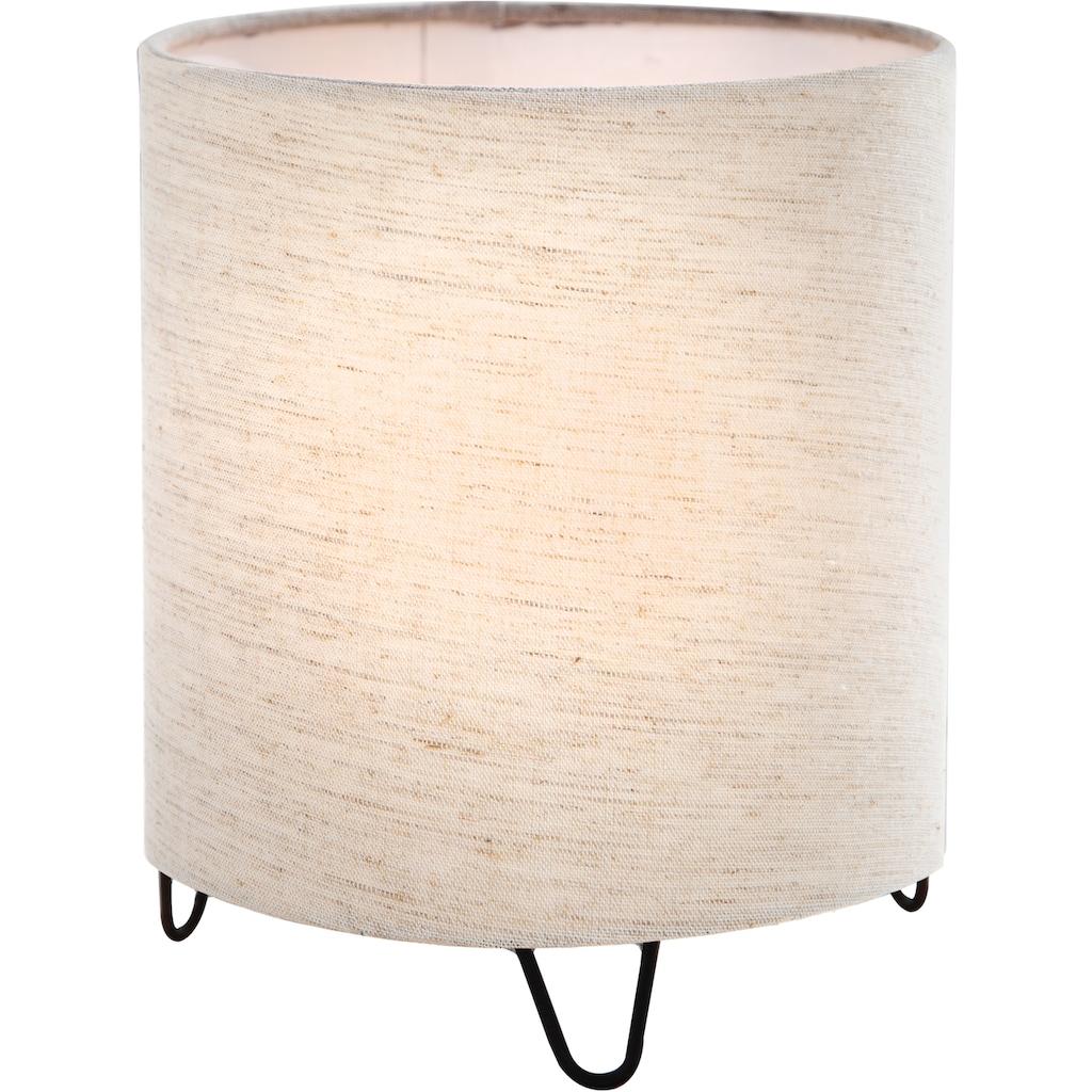 Nino Leuchten LED Tischleuchte »Lee«, E14, 1 St., Neutralweiß, inkl. 1x E14 Leuchtmittel