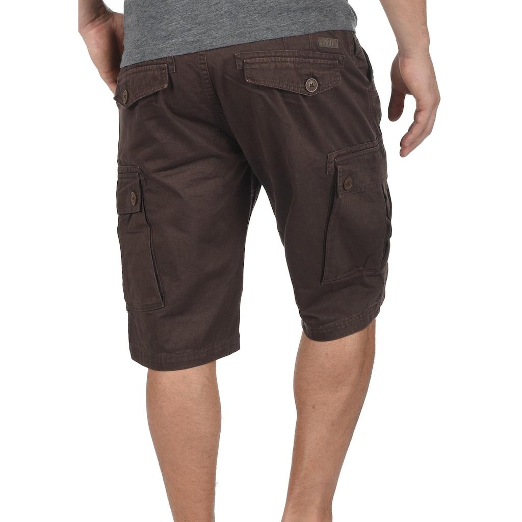 Solid Cargoshorts »Valongo«, (mit abnehmbarem Gürtel), kurze Hose mit Gürtel