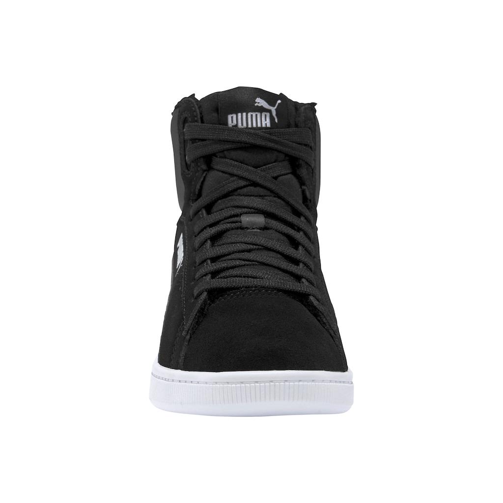 PUMA Sneaker »Puma Vikky v2 Mid Fur Jr«