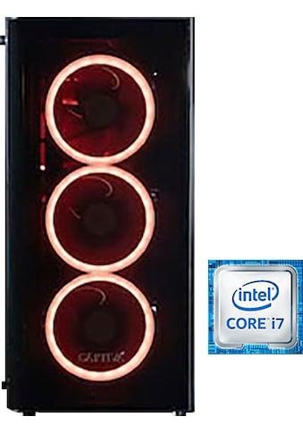 CAPTIVA »G19IG 19V2« Gaming - PC (Intel®, Core i7, RTX 2080 SUPER, Luftkühlung) kaufen