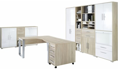 Maja Möbel Büro-Set »1209 SYSTEM«, (Set, 9 St.) kaufen