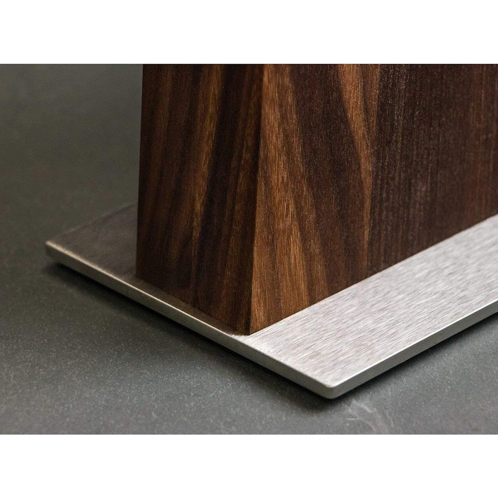 Böker Magnet-Messerblock »Style«, aus Massivholz und Edelstahl