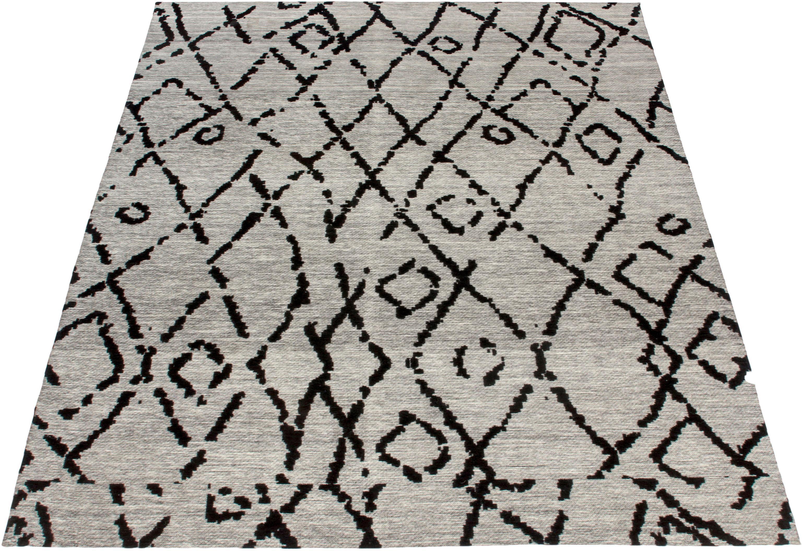 Teppich Tyra my home rechteckig Höhe 10 mm handgewebt