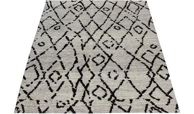 Teppich, »Tyra«, my home, rechteckig, Höhe 10 mm, handgewebt kaufen