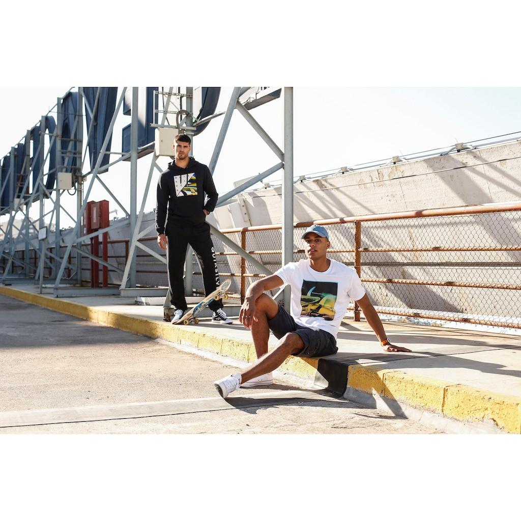 Quiksilver Kapuzensweatshirt »TYP STAXED MYM«