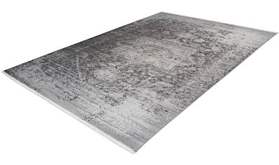 calo-deluxe Teppich »Rossa 808«, rechteckig, 5 mm Höhe, Vintage Design, Wohnzimmer kaufen