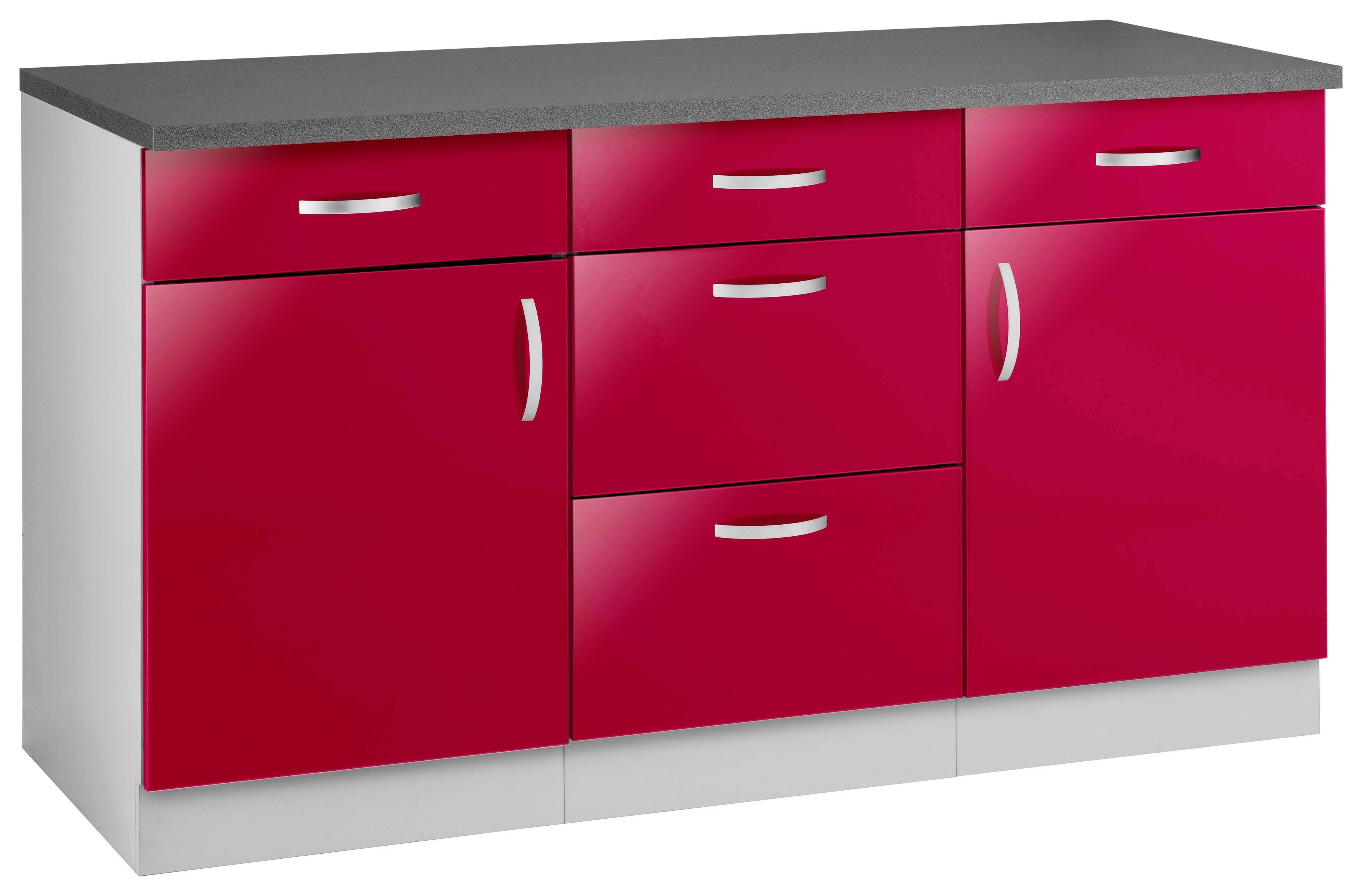 WIHO Küchen Sideboard Amrum Breite 150 cm
