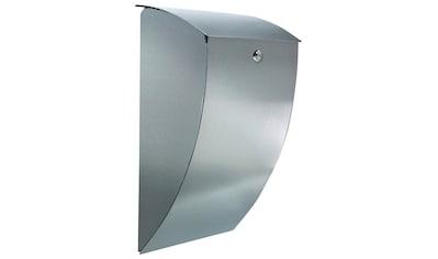 BURG WÄCHTER Briefkasten »Stahlbriefkasten mit Öffnungsstopp, Milano 3843 ES« kaufen