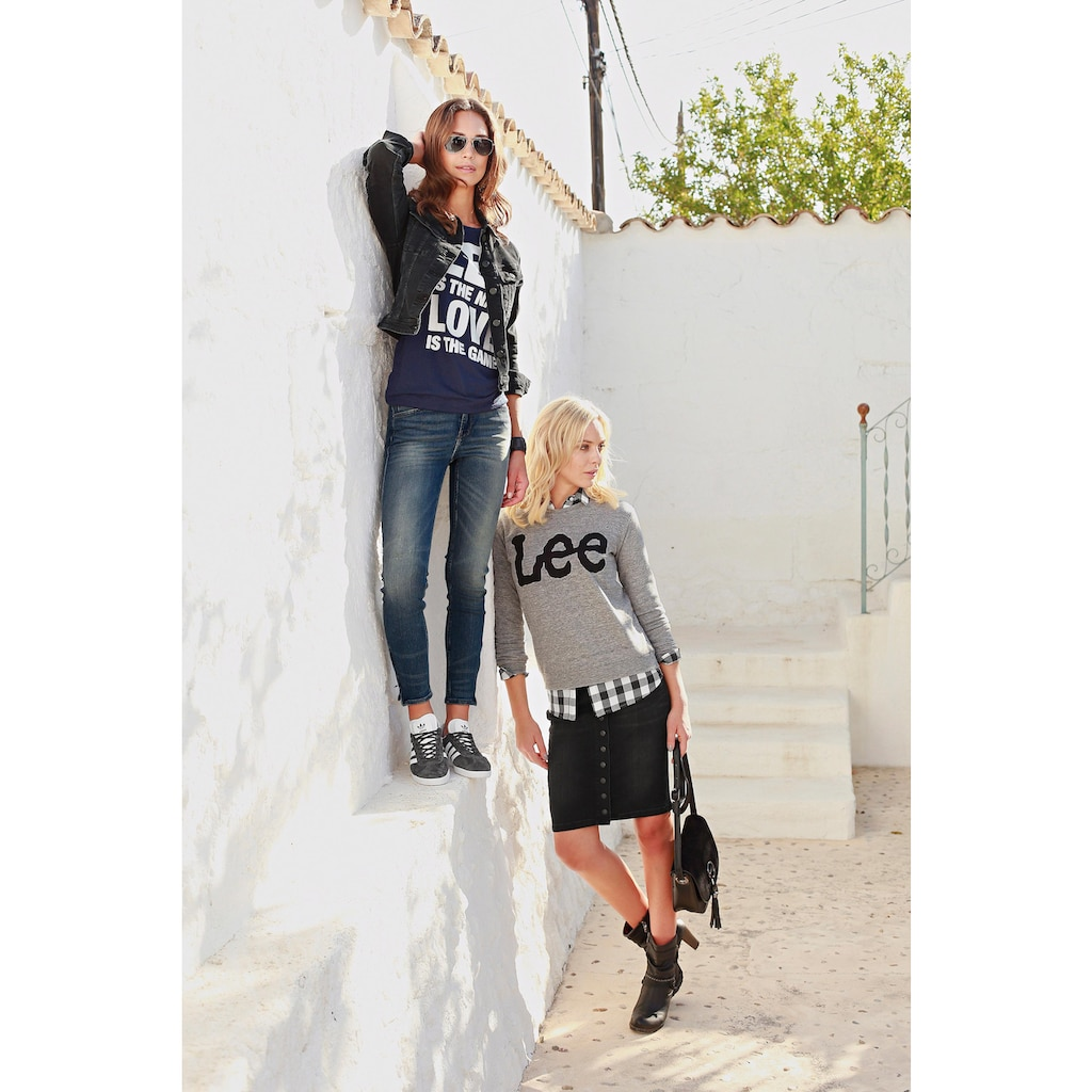 Lee® Stretch-Jeans »Scarlett Cropped«, Skinny Fit - Powerstretch