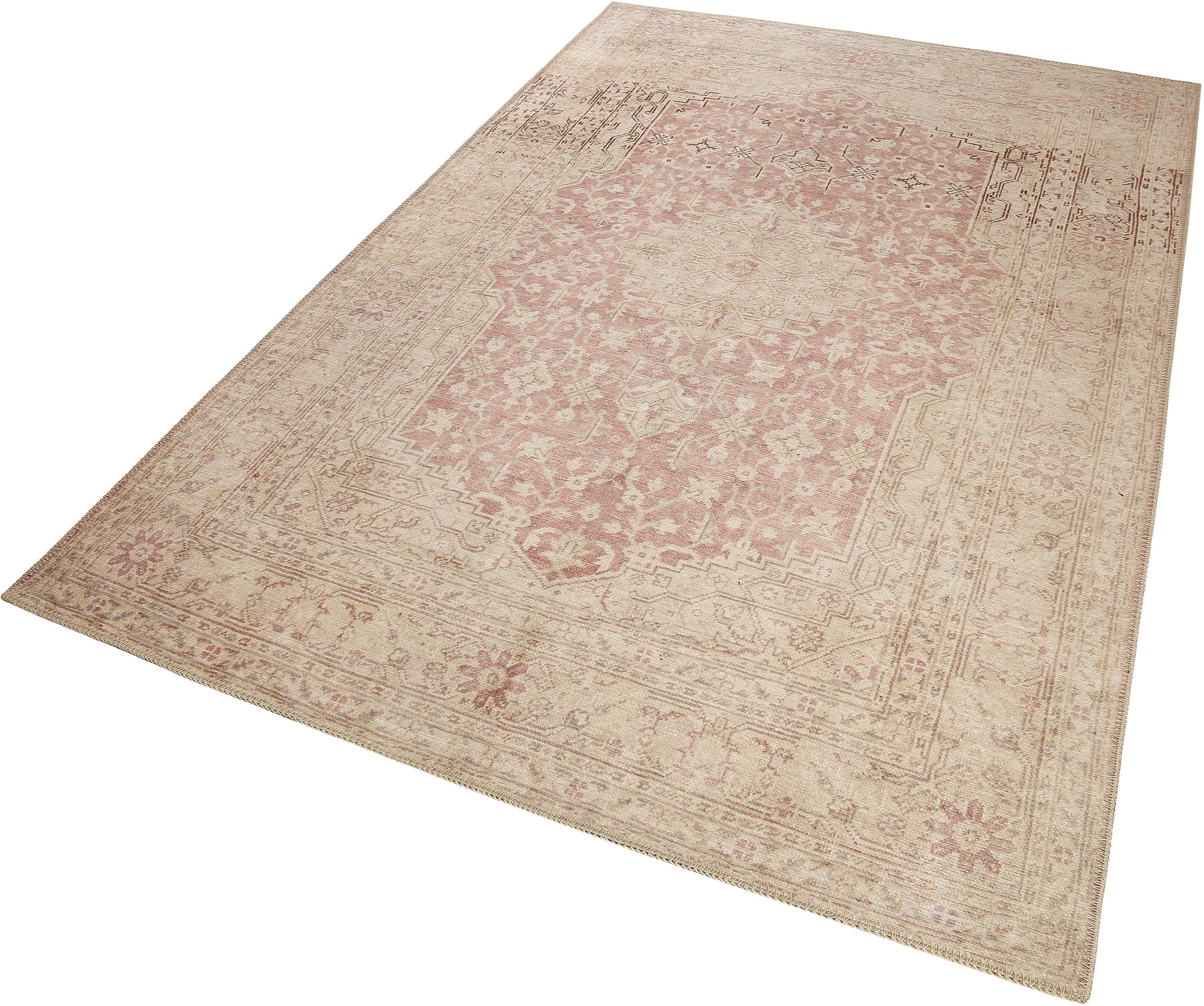 Teppich Past Future Wecon Home rechteckig Höhe 6 mm maschinell gewebt