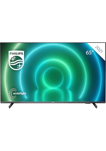 """Philips LED-Fernseher »65PUS7906/12«, 164 cm/65 """", 4K Ultra HD, Android TV-Smart-TV kaufen"""
