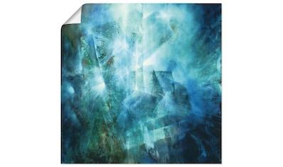 Artland Wandbild »Smaragd« kaufen