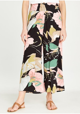 Apricot Palazzohose »Pond Abstract Floral Wrap« kaufen