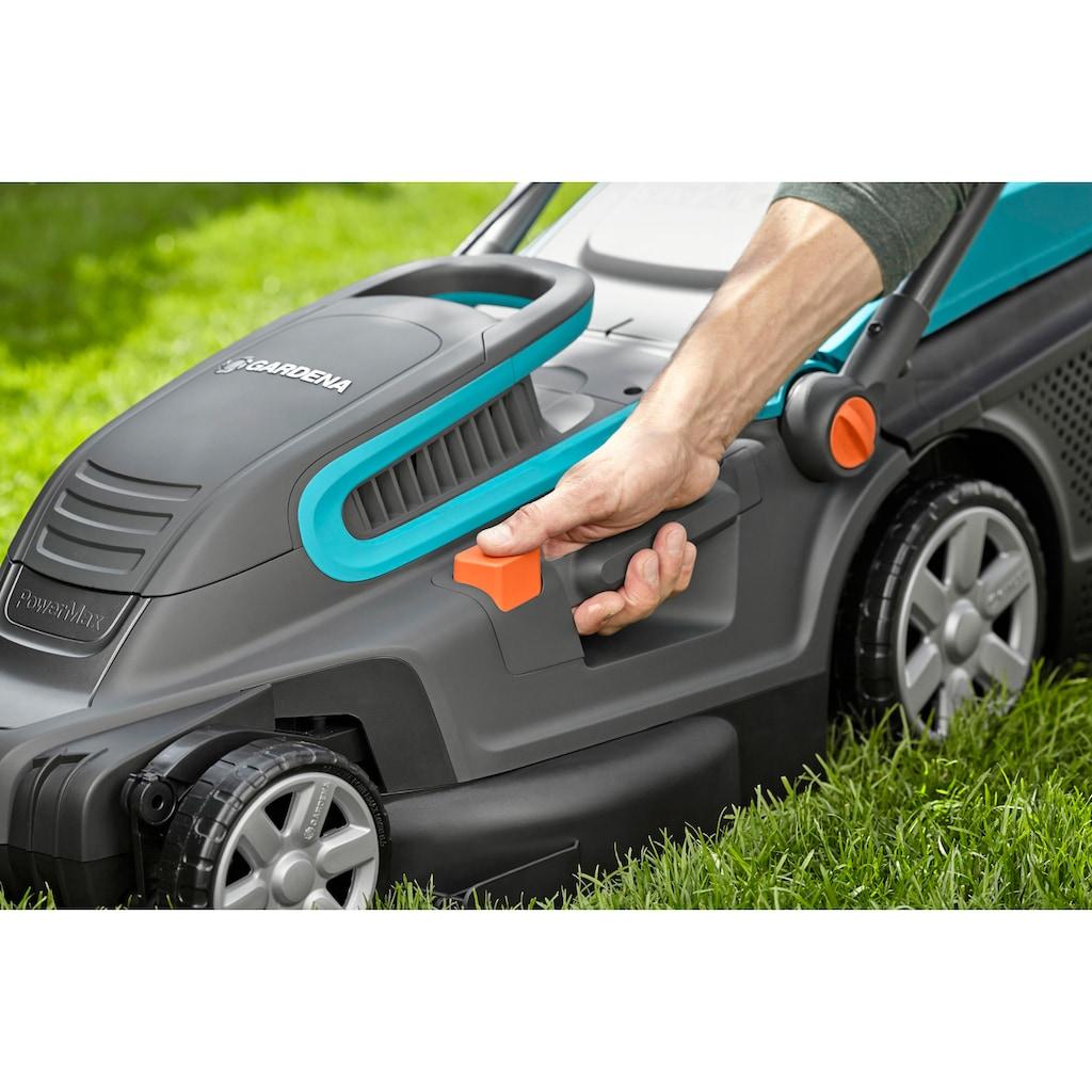 GARDENA Elektrorasenmäher »PowerMax 1600/37, 05037-20«